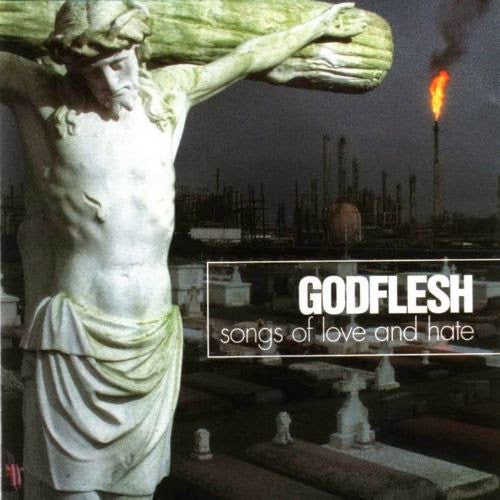 <b>GODFLESH <br>Songs of Love and Hate LP</b>