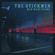 <b>THE STICKMEN <br>Man Made Stars LP</b>
