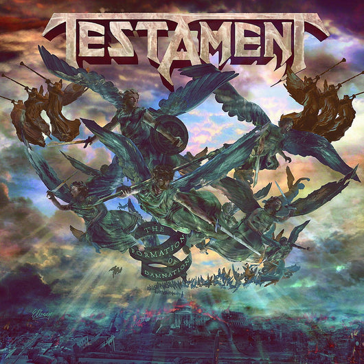<b>TESTAMENT <br>The Formation of Damnation LP</b>