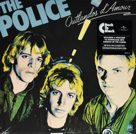 <b>THE POLICE <br>Outlandos D'Amour LP</b>