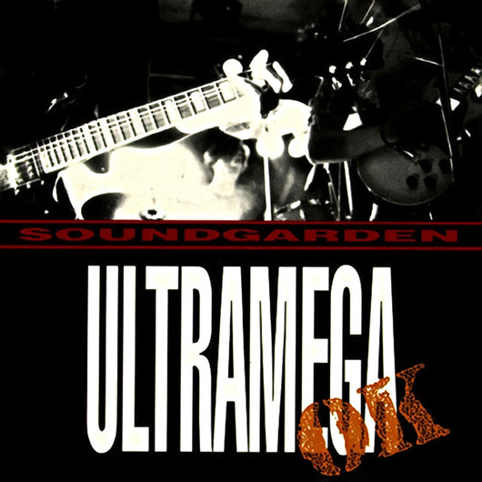 <b>SOUNDGARDEN <br>Ultramega OK 2LP</b>