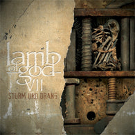 <b>LAMB OF GOD <br>VII: Sturm und Drang 2LP</b>