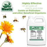 Mantis EC Botanical Insecticide/Miticide Concentrate - 1 Quart