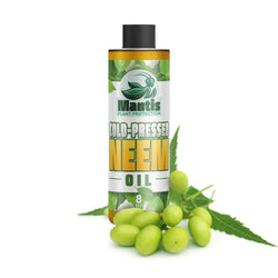Mantis Cold-Pressed Neem Oil - 1/2 Pint (8 oz)