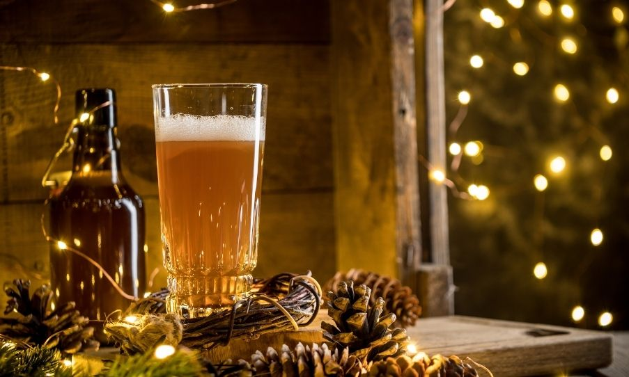 Top Beers to Drink During the Holidays
