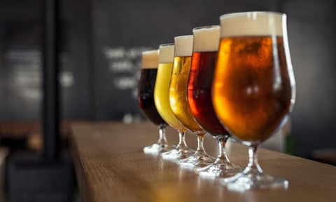 Tips for Pouring the Best Tasting Beer