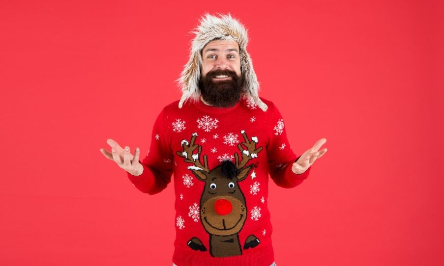 How to Win an Ugly Christmas Sweater Contest – Greater Half