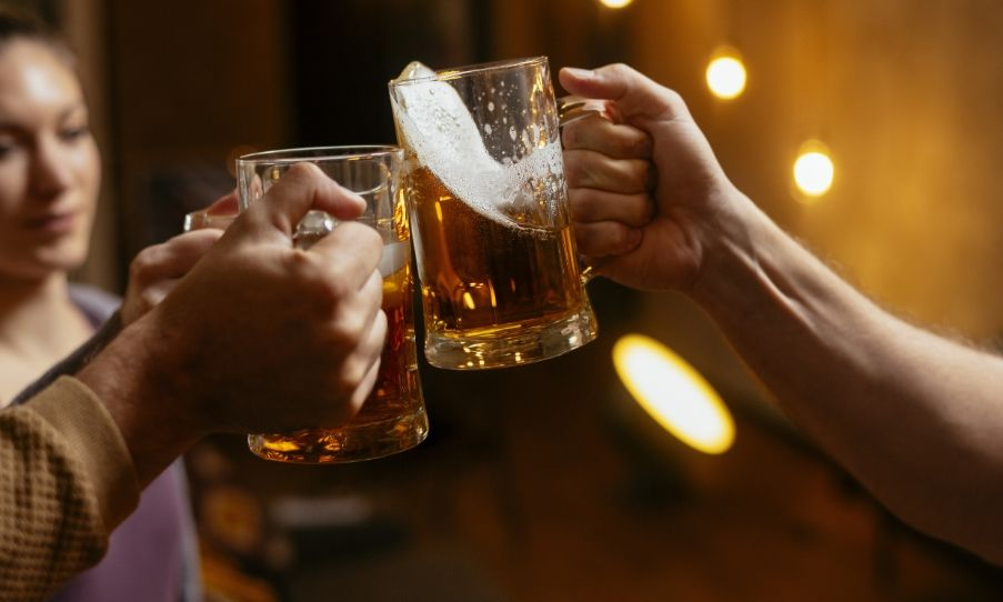 6 Staggering Reasons to Drink a Beer a Day