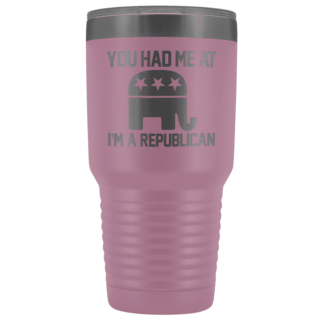 You had me at I'm a Republican Tumbler
