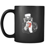 Uncle Sam Wants Brew Mug - Greater Half