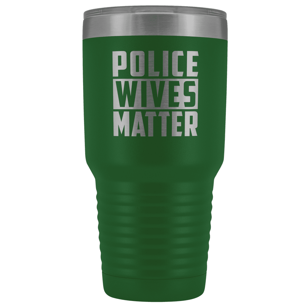 Police Wives Matter Tumbler