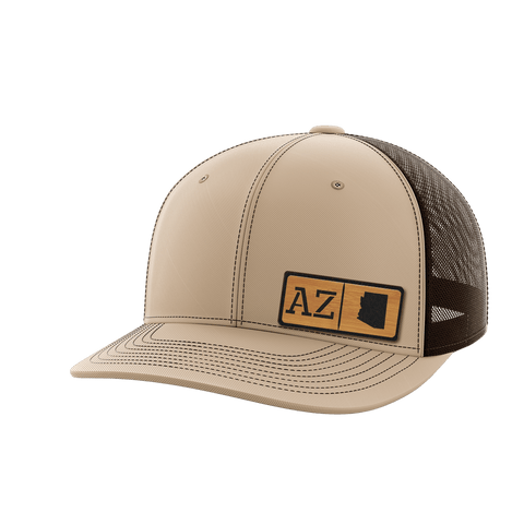 "Arizona Homegrown Collection (bamboo ""wood"" leather)"