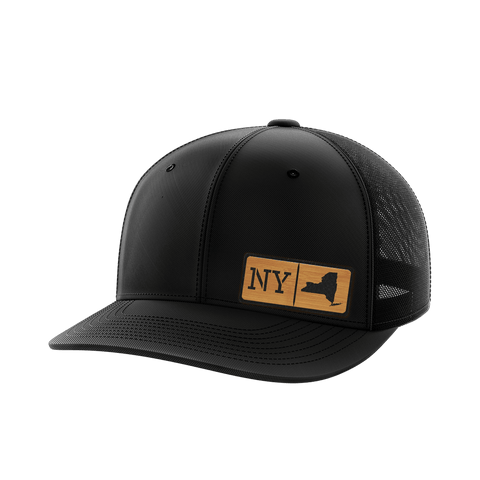 "New York Homegrown Collection (bamboo ""wood"" leather)"