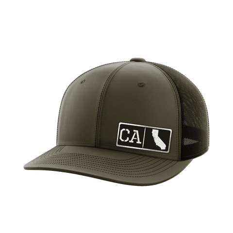 California Homegrown Collection (black leather)