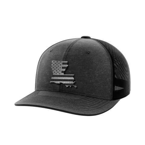 Louisiana United Collection (black leather)