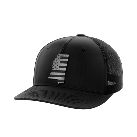 Mississippi United Collection (black leather)