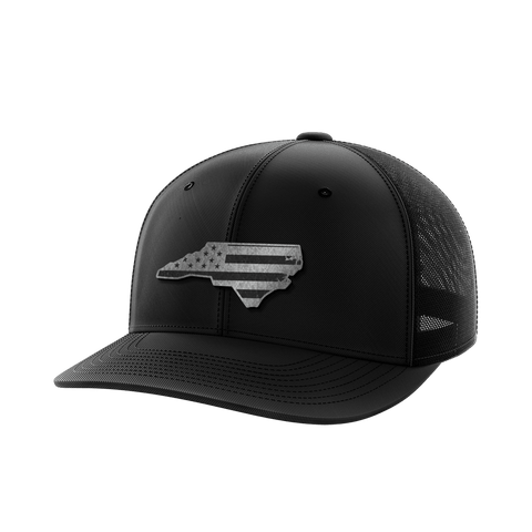 North Carolina United Collection (black leather)