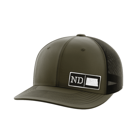 North Dakota Homegrown Collection (black leather)