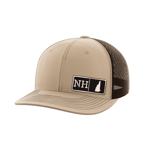 New Hampshire Homegrown Collection (black leather)