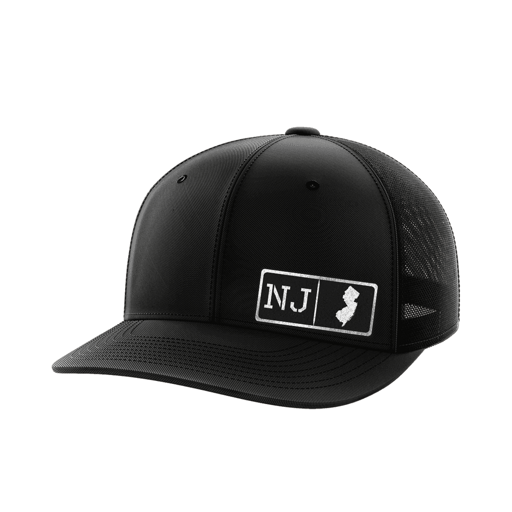 New Jersey Homegrown Collection (black leather)