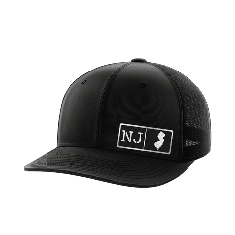 Image of New Jersey Homegrown Collection (black leather)