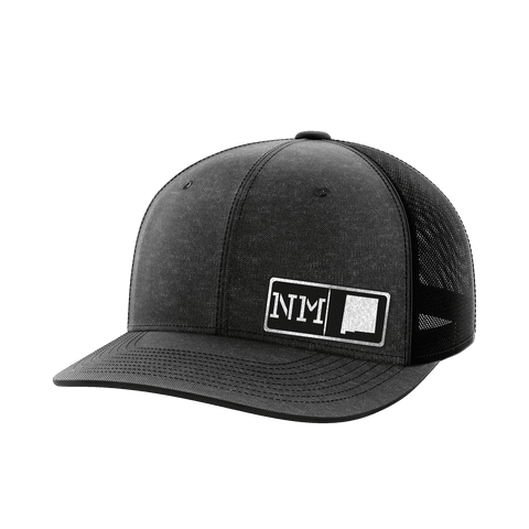 New Mexico Homegrown Collection (black leather)
