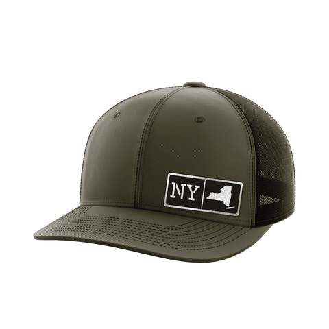 New York Homegrown Collection (black leather)