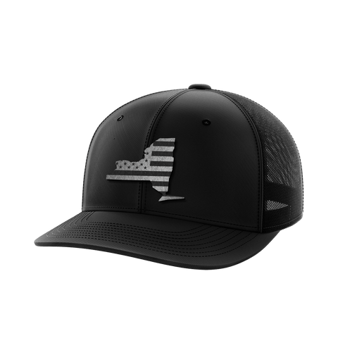 New York United Collection (black leather)