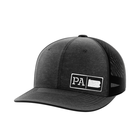 Pennsylvania Homegrown Collection (black leather)