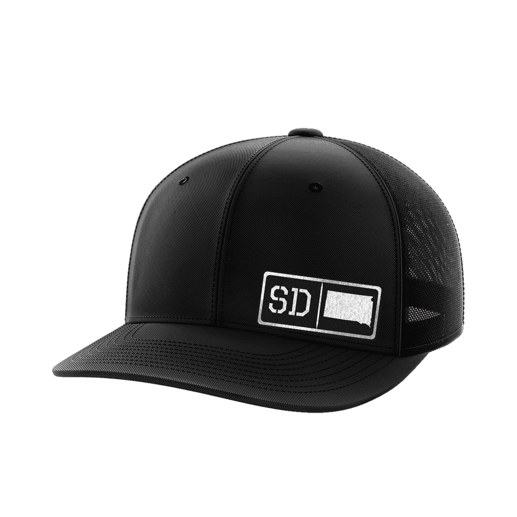 South Dakota Homegrown Collection (black leather)