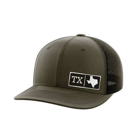 Texas Homegrown Collection (black leather)