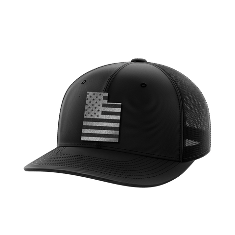 Utah United Collection (black leather)