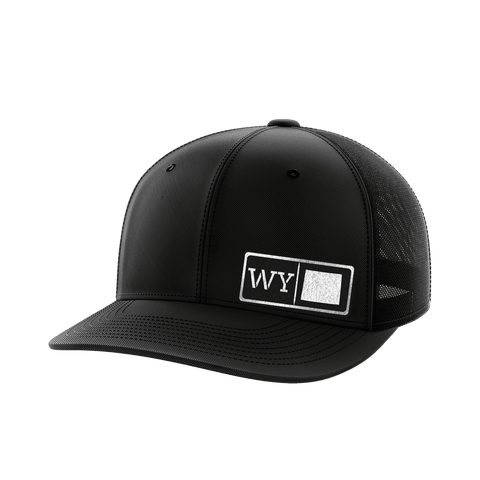 Wyoming Homegrown Collection (black leather)