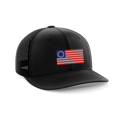 Image of 13 Colonies Embroidered Trucker Hat