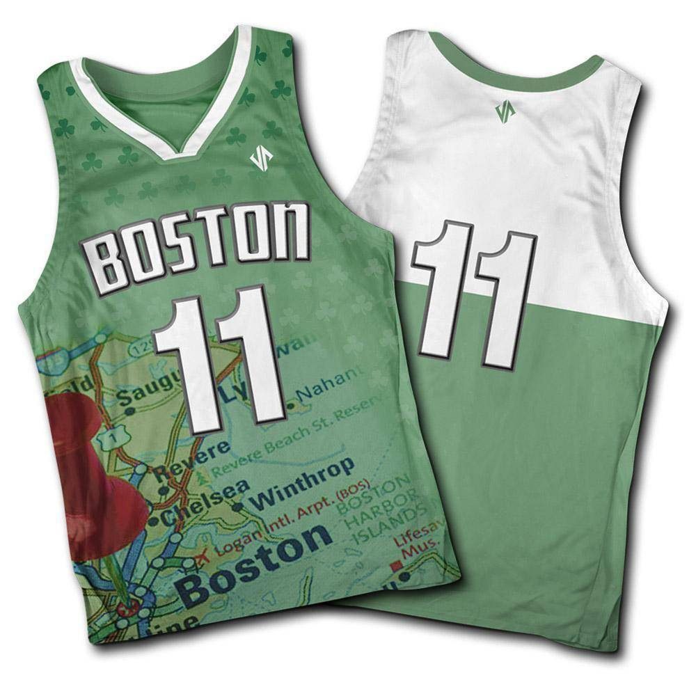 The Boston Jersey jerseys Jersey Pros Small