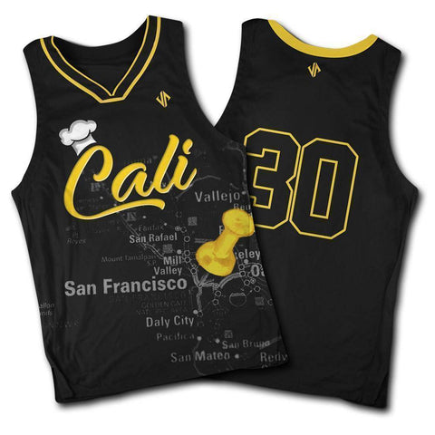 Image of The Cali Jersey jerseys Jersey Pros Small