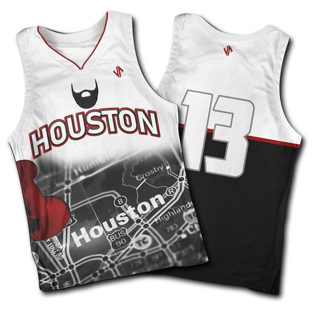 The Houston Jersey jerseys Jersey Pros Small