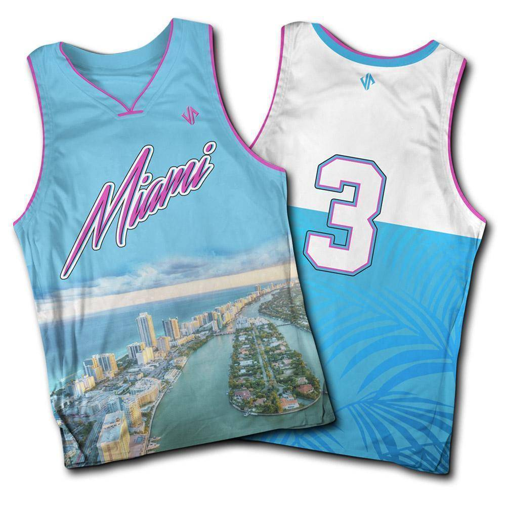 The Miami Jersey jerseys Jersey Pros Small