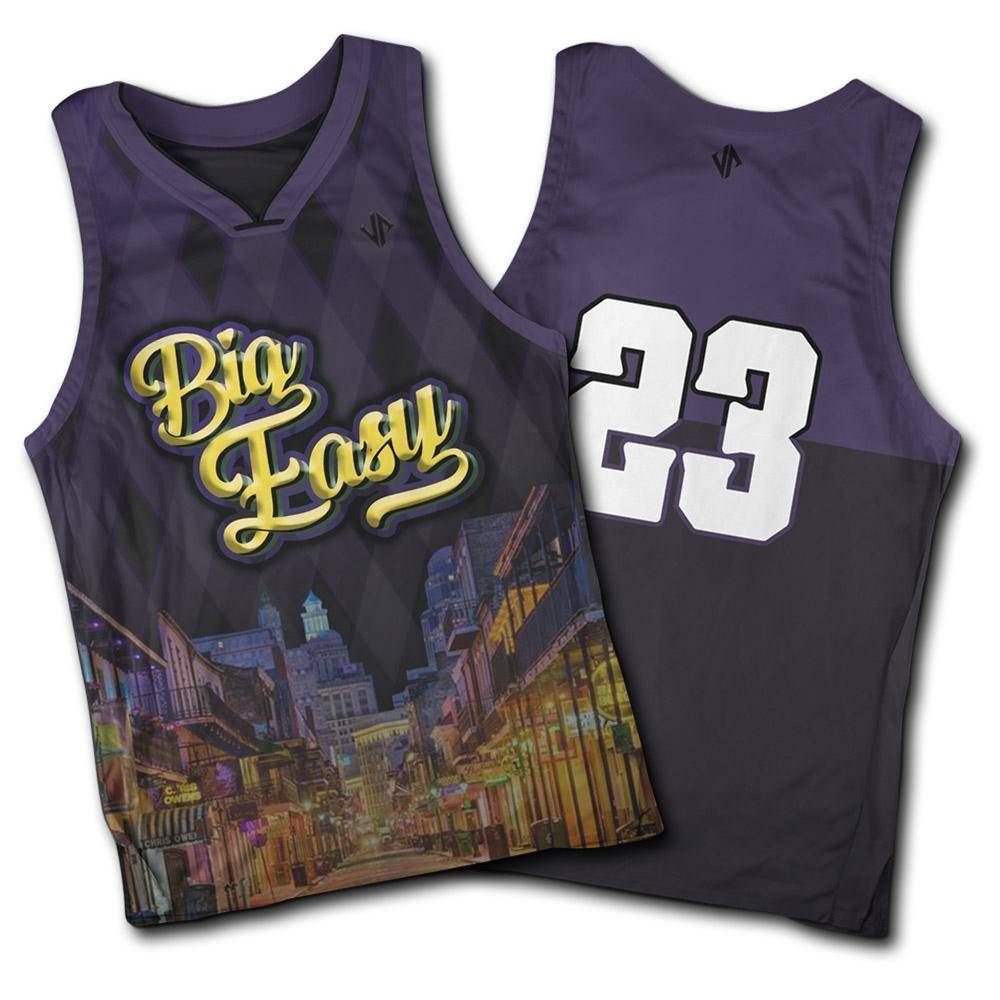 The Big Easy Jersey jerseys Jersey Pros Small