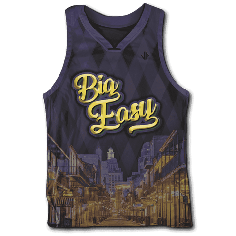 Image of The Big Easy Jersey jerseys Jersey Pros