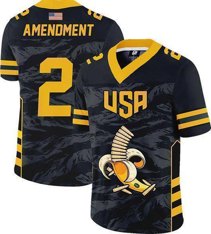 Image of Banana Clips Football Jersey-Greater Half