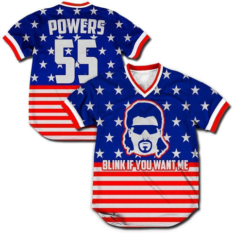 Kenny Powers Blink jerseys Greater Half Small