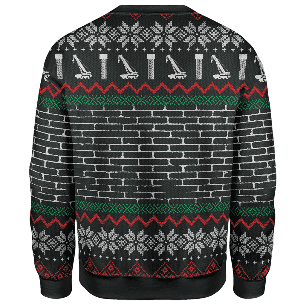 Deck The Wall Christmas Sweater