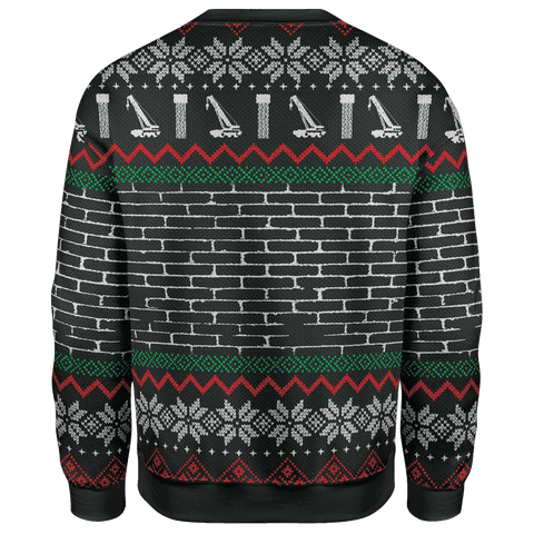 Image of Deck The Wall Christmas Sweater