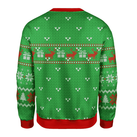 Image of Where My Ho's At Christmas Sweater