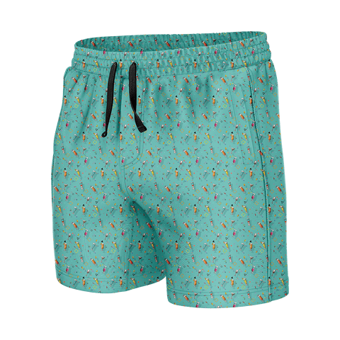 Image of Cocktails Swim Trunks