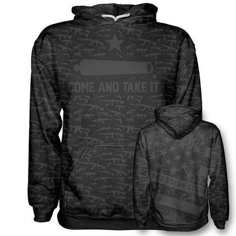 Come and Take It Hoodie v2-Greater Half