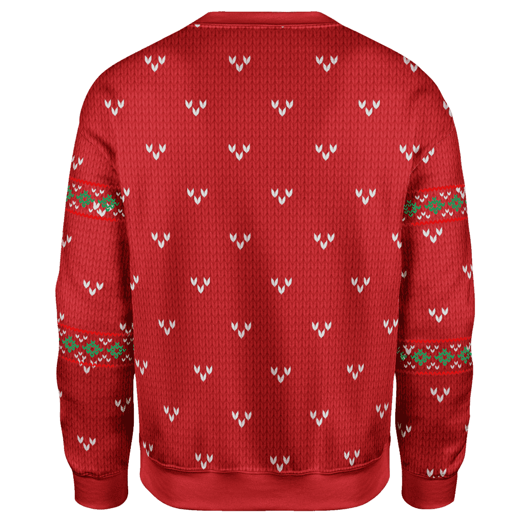 Epstein Didn't Kill Himself Christmas Sweater