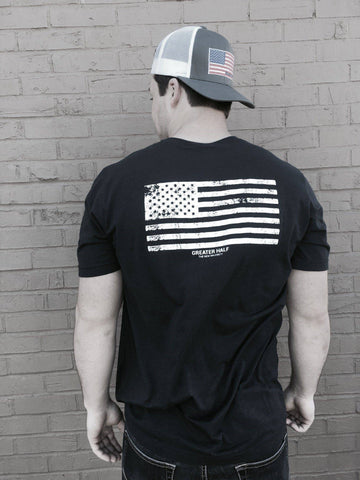 The Rugged Patriot Shirts Greater Half