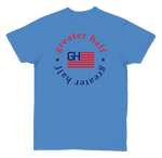 The United Tee - Greater Half